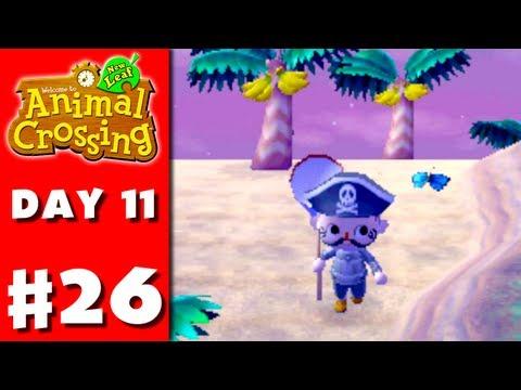 Animal Crossing: New Leaf - Part 26 - Island Bug Hunting (Nintendo 3DS Gameplay Walkthrough Day 11)