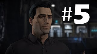 Batman Telltale Season 2 Episode 3 Fractured Mask Part 5 Gameplay Walkthrough