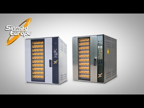 Convection Oven | Bakery Machines and Equipment | SM-705E EP | SM-710E EP | SM-805E EP | SM-810E EP