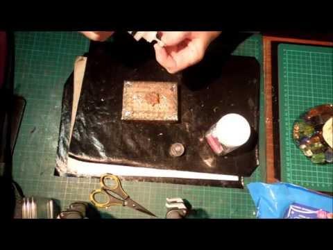 Treasure box - kid's project
