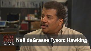 Neil deGrasse Tyson On Stephen Hawking