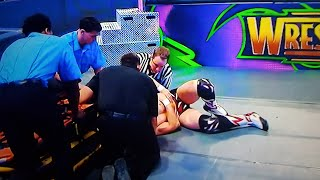 DANIEL BRYAN INJURED WRESTLEMANIA 34 WWE BREAKING NEWS