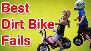Best Dirt Bike Fails | Funniest Dirt Bike Compilation