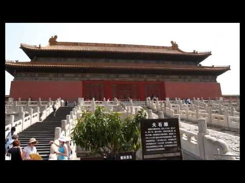 CHINA. Inside view Forbidden city, Great wall, Summer palace..!