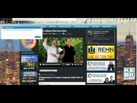 Remove those pesky website ads with AdBlock for Google Chrome