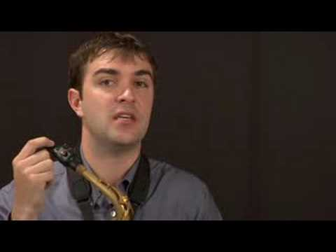 Saxophone Lessons for Beginners : Embouchure for Beginning Saxophone Players