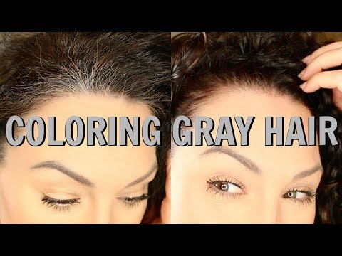 HOW TO COLOR HAIR AT HOME | MADISON REED | The Glam Belle