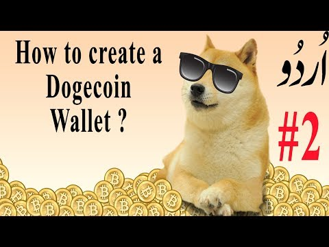 How to make a Dogecoin wallet ?