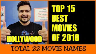 Top 15 Best Movies of 2018 | Hollywood