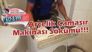 Download Arçelik Çamaşır Makinesi Kazan Sökümü Nasıl? Video