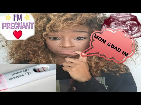Storytime; Telling My Parents I'm Pregnant!