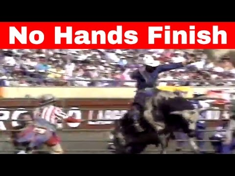 Top 6 Tuff Hedeman Bull Rides From the 1990's