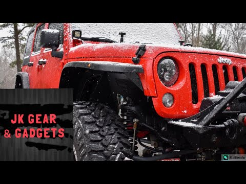 Upgrade your Jeep Fenders!