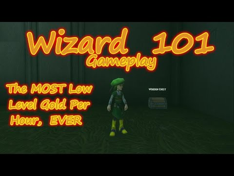 Wizard101: Best Gold Farming in Wizard101 More than Winterbane or Pagoda