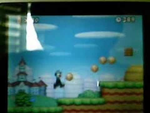 New Super Mario Bros. Two Easy 99 Lives Trick