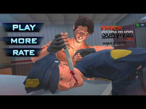 Prison Breakout Survivor Jail / Android Gameplay HD