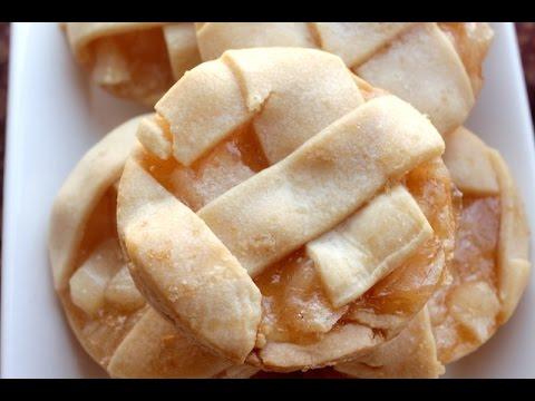 How to make Apple Pie Cookies | Simply Bakings