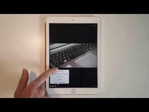 How To Print Using AirPrint - iPad Basics