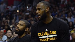 Stephen A. Smith: Source Said LeBron James Would Be Tempted To Beat Kyrie Irving