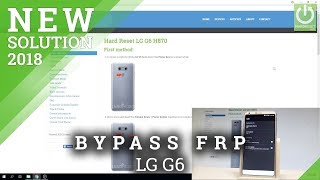 A New Way To REMOVE/BYPASS GOOGLE Account LG Phones android