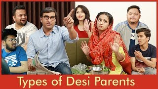 Types of Desi Parents -   Lalit Shokeen Films  