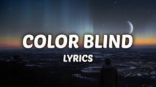 Diplo & Lil Xan - Color Blind (Lyrics)