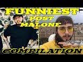 FUNNIEST POST MALONE MOMENTS 2019 (BEST COMPILATION)