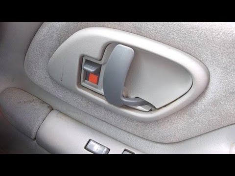 Replacing the inside door handle on a Suburban for under $15