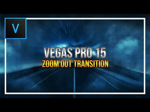 How To: Create Smooth Zoom Out Transition in Vegas Pro 15
