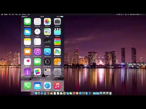 iPhone / iPad screen mirroring w/o AirPlay or Apple TV