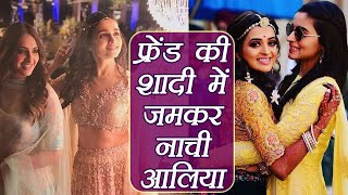 Alia Bhatt wedding dress creates buzz on social media   FilmiBeat