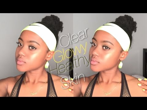 HOW  TO GET GLOWY & SMOOTH SKIN OVERNIGHT!
