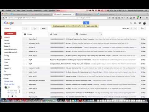 How To WhiteList Emails In Gmail So They Land In Your Inbox