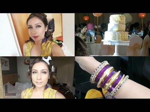 VLOG : INDIAN Wedding Bobbi Brown Long Wear even finish foundation