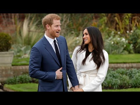 Meghan and Harry's body language decoded