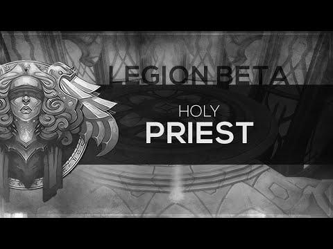 FinalBossTV - WoW LEGION Beta | Holy Priest [1st Pass]