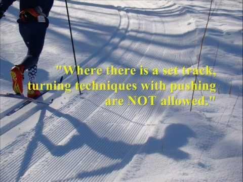 Classic Ski Technique Rules & Violations