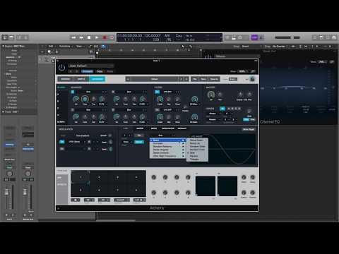 3 Ways to Make a Sine Bass Drop in Logic Pro X