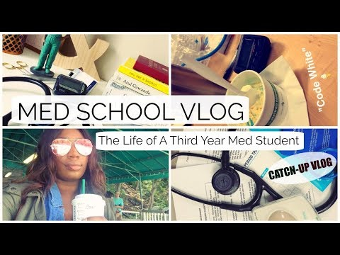 Med School Vlog: Let's Catch Up! | My Third Year of Medical School In Review