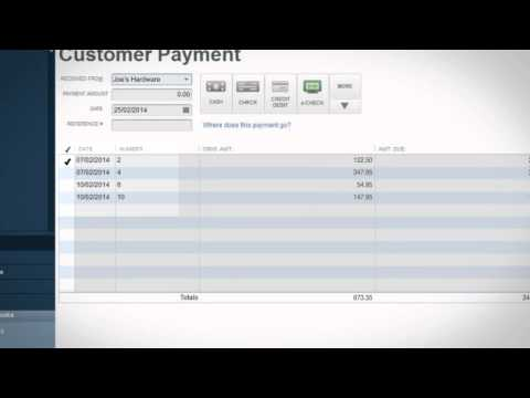 QuickBooks Payments: How to Process Checks