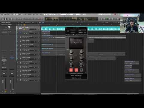 Mixing Hip Hop Vocals (Pre Mixed Beat)