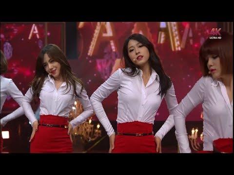 4K HDR Video - Beautiful Remixed K-pop Dance and Music Video – Remix MINI SKIRTS