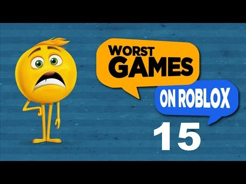 10 worst games in roblox top 10 worst roblox games roblox worst roblox online dating youtube 10 Worst Roblox Games