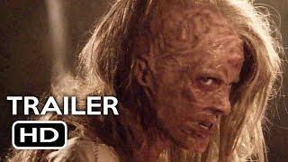 Blackburn Official Trailer #1 (2016) Calum Worthy, Emilie Ullerup Horror Movie HD