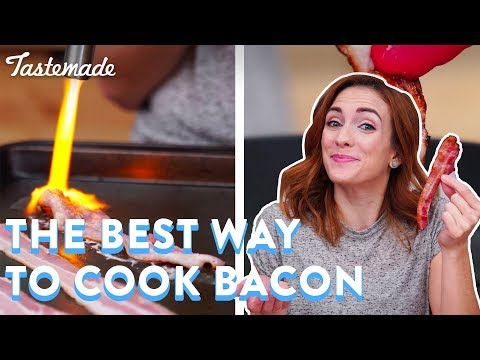 The Best Way To Cook Bacon | Julie Nolke