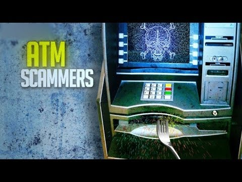 ATM Forking | Robbing ATMs Using A Fork
