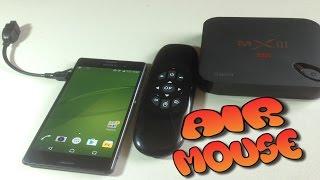 El Control IDEAL para TV BOX y Celulares Android || Air Mouse