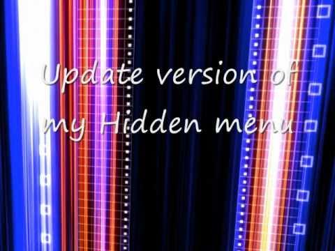 Updated Video Hidden Menu in Virgin Mobile Phones