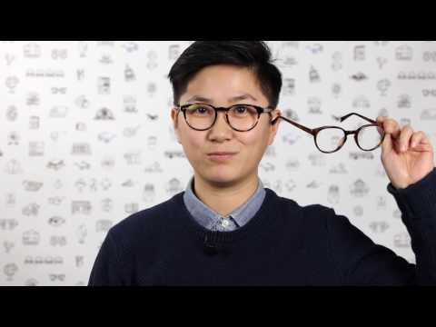 Warby Parker | Comparing Standard Fit to Low Bridge Fit Eyeglasses