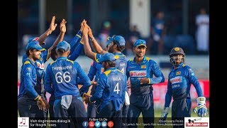 Can Sri Lanka avoid a 9th straight ODI defeat? - 2nd ODI preview
